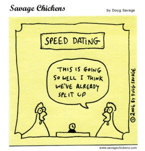 chickenspeed