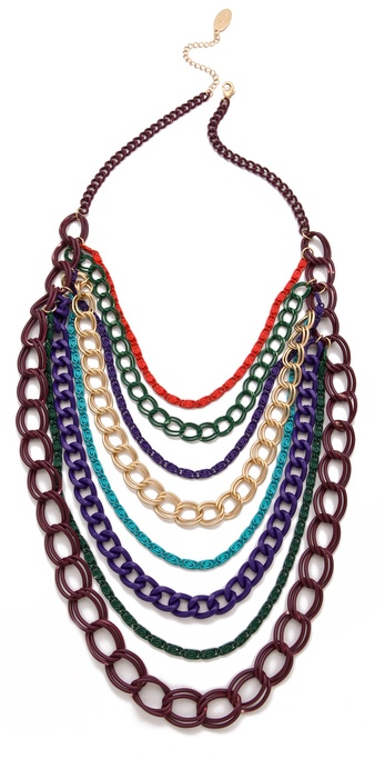 Statement Piece: Adia Kibur 'Chain Link' Necklace