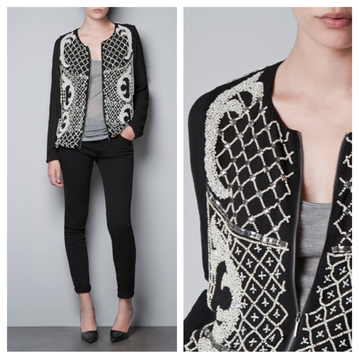 Zara clothing online shopping usa
