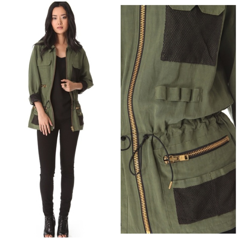 Smythe Army Surplus Jacket Irok Fashion