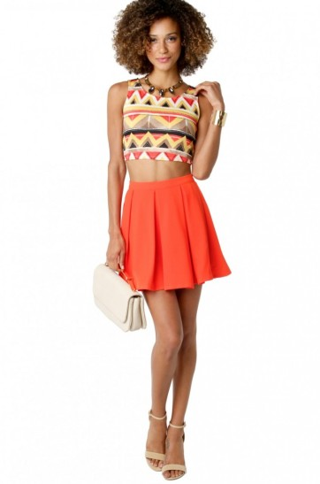 Pleated_Crepe_Skater_Skirt_Orange_1__75532.1375135799.800.1209