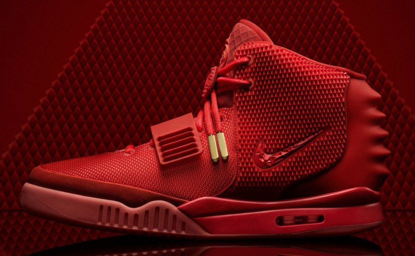 """The Nike Air Yeezy 2 """" Red October""""Release"""
